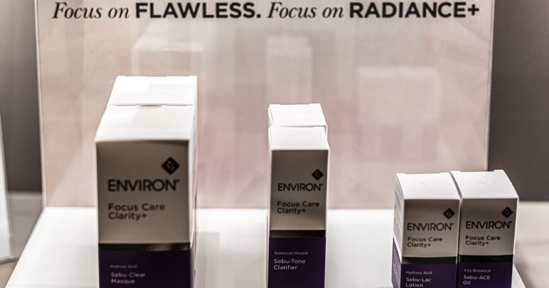 Environ Flawless and Radiance